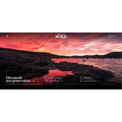 Nouvelle vitrine Web dédiée au Nord-du-Québec - Fédération des pourvoiries du Québec et Tourisme Autochtone Québec, Tourisme Nunavik...