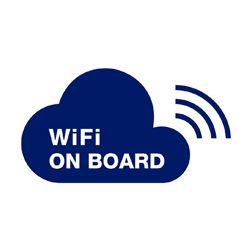 Air France et KLM lancent le Wi-Fi à bord