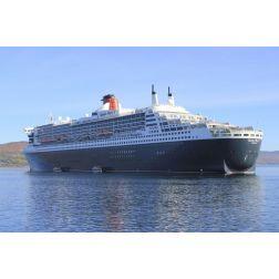 Baleines noires: le Queen Mary 2 annule son escale à Gaspé