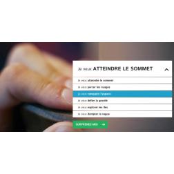 Nouveau site Web pour Tourisme Laval