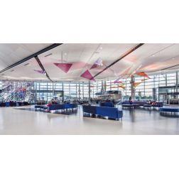Aéroports de Montréal, partenaire du programme Art public Montréal