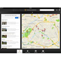 Relais & Châteaux sur iPhone et iPad