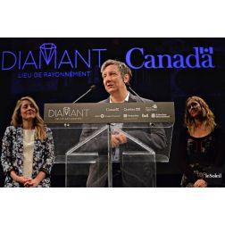 Le Théâtre Le Diamant - un financement de 54M$