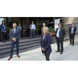 Collaboration fructueuse en innovation hôtelière entre le MT Lab, le ministère du Tourisme du Québec et le Germain Hôtels: l'accueil hôtelier réinventé