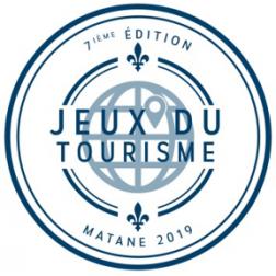 LA RELÈVE: 7e édition des Jeux du tourisme: les équipes de Matane, Granby et Mérici...