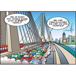 Opinions & Humeurs: Le nouveau pont Champlain, une icône touristique?
