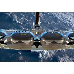 Un hôtel dans l'espace en 2025!