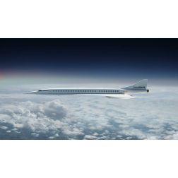L'Écho touristique: 50 ans après le Concorde, l'avion supersonique revient