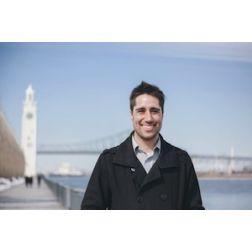 Tyrolienne dans le Vieux-Port : un jeune entrepreneur se lance
