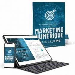 Les bonnes pratiques du marketing numérique pour les PME par Frédéric Gonzalo