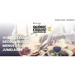 Bilan de la 10e édition du festival Québec Exquis!
