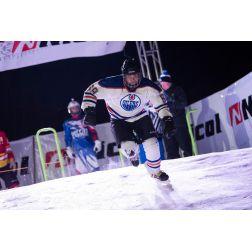 Course de patin extrême à Percé... une première