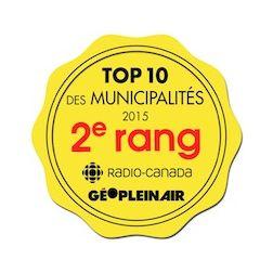 Saint-Donat couronnée village le plus plein air du Québec !