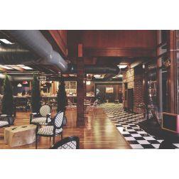 T.O.M.: Le Standard Hotel crée un hall d'hôtel virtuel pour inciter les voyageurs à se rencontrer