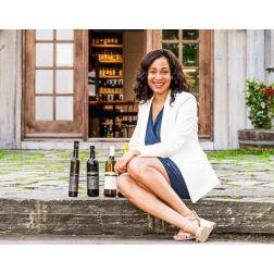 La sommelière Kristine Mansuy - La première conférencière québécoise invitée à la conférence internationale sur le vin et le tourisme