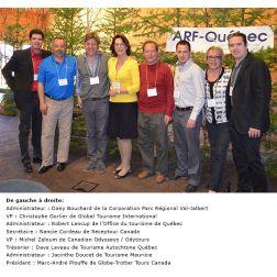 2e Colloque de l'ARF-Québec: deux jours remplis!
