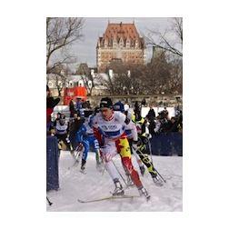 Un succès pour la Coupe du monde de ski de fond à Québec