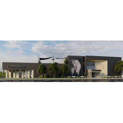 Un nouveau pavillon pour le volet Affaires et Événements au Zoo de Granby