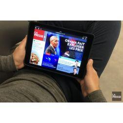 La Presse deviendra 100% numérique à partir de 2018