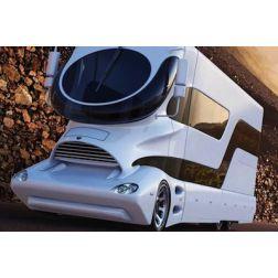 Un camping-car à 3 M$ à Dubaï