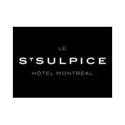 Jean-Claude Poitras au Saint-Sulpice Hôtel