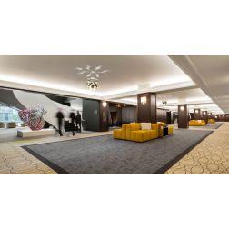 Meilleur effet «WOW» en hôtellerie de luxe ... dont le Le Fairmont Reine Elizabeth....