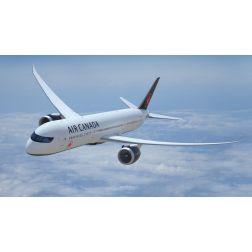 Nouvelles liaisons transfrontalières pour Air Canada au départ de Montréal...