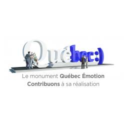 Le rêve d'un «Québec:)» géant