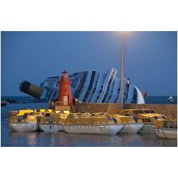 Le capitaine du Costa Concordia condamné à 16 ans de prison