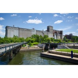 Demande de propositions pour la revalorisation du secteur - La Pointe-du-Moulin et le Silo 5 en voie devenir un projet emblématique pour Montréal