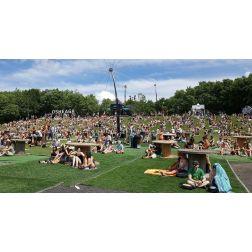 Des festivals de plus en plus verts