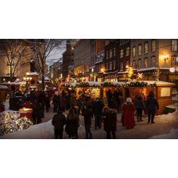 Subvention de 270 500 $ pour soutenir le Marché de Noël allemand de Québec