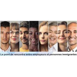 Le programme «Un emploi en sol québécois» le point de rencontre entre employeurs et personnes immigrantes...