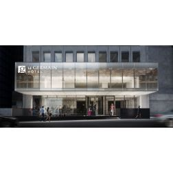 Le Groupe Germain Hôtels investit 20 M$ à Montréal (juin 2018)
