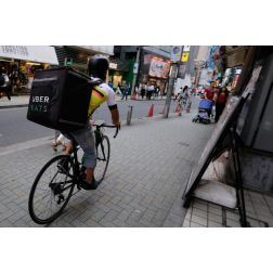 Uber Eats s'étend au Québec