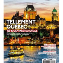 Québec en vedette dans un magazine pour le marché européen