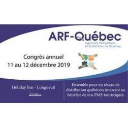 ARF-Québec Congrès annuel: Le tourisme durable au service du développement économique du Québec