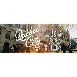 Québec Destination affaires dévoile sa nouvelle campagne «Québec City like no other»