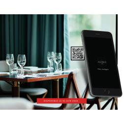 Une entreprise québécoise lance un menu numérique pour l'industrie de la restauration et de l'hôtellerie
