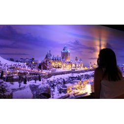 La nouvelle attraction de Toronto LITTLE CANADA fait la promotion du Québec