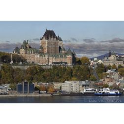 La plus grande image de la ville de Québec