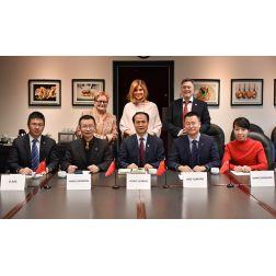 L'ITHQ signe une entente avec une école hôtelière chinoise
