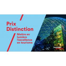 Rendez-vous au cocktail des Prix Distinction Tourisme Montréal le 21 mars