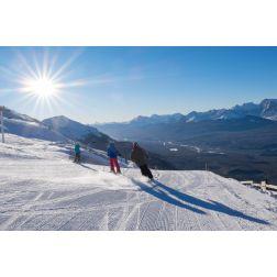 Les Rocheuses: les stations de ski se rabattent sur la vente des abonnements