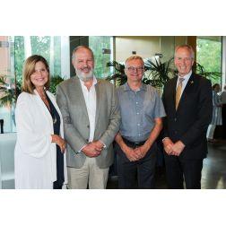 Entente de collaboration entre l'ITHQ et le Conseil des vins du Québec