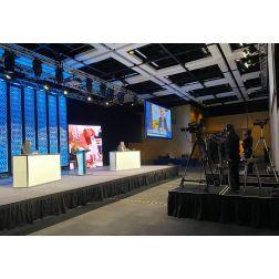 Le Centre des congrès de Québec présente sa nouvelle salle de diffusion multifonctionnelle