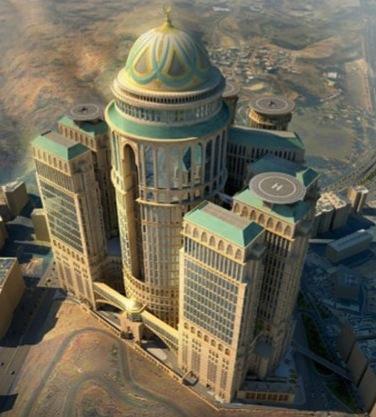 La mecque abritera le plus grand h tel du monde - Le plus grand hotel du monde ...