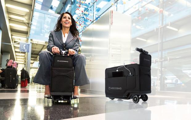 le modobag la valise moteur. Black Bedroom Furniture Sets. Home Design Ideas
